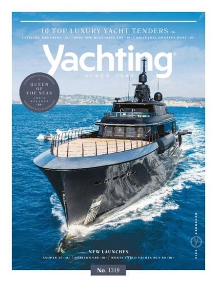 Yachting Cover - 11/1/2016