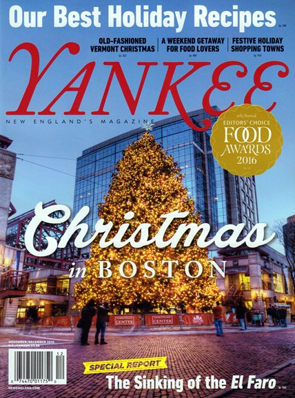 Yankee Cover - 11/1/2016