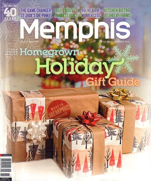Memphis Cover - 11/1/2016