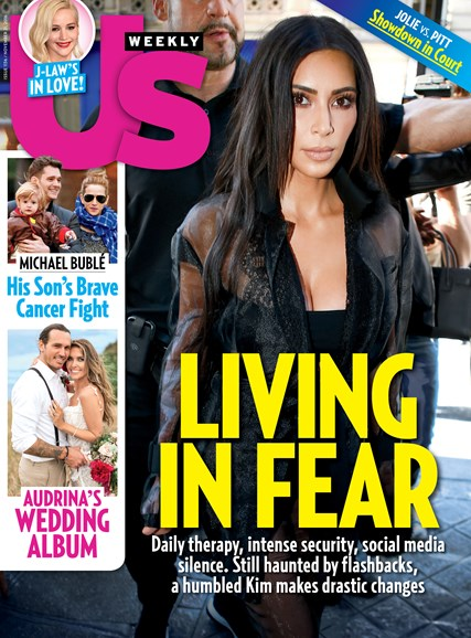 Us Weekly Cover - 11/21/2016