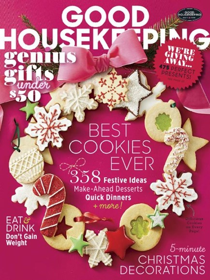 Good Housekeeping Cover - 12/1/2016