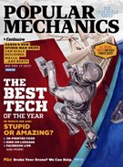 Popular Mechanics Magazine 12/1/2016