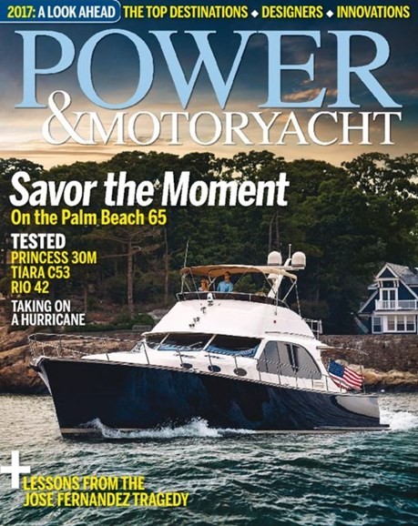 Power & Motoryacht Cover - 12/1/2016