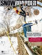 Snowboarder Magazine 11/1/2016