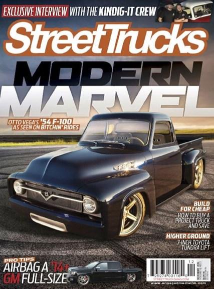 Street Trucks Cover - 12/1/2016