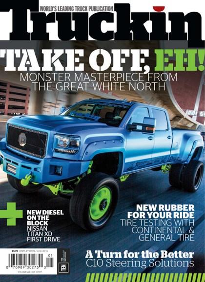 Truckin' Cover - 12/1/2016