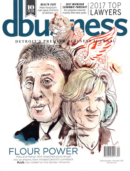 DBusiness Cover - 11/1/2016