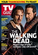 TV Guide Magazine 11/21/2016