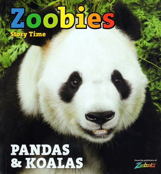 Zoobies Cover - 10/1/2016