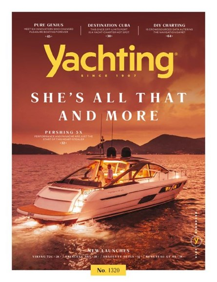Yachting Cover - 12/1/2016