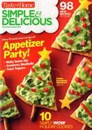 Simple & Delicious Magazine 12/1/2016