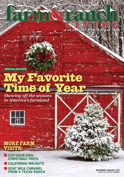Farm & Ranch Living Cover - 12/1/2016