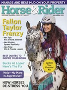 Horse & Rider Magazine 12/1/2016