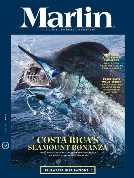 Marlin Cover - 12/1/2016