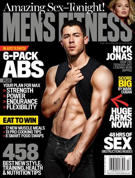 Men's Fitness Cover - 12/1/2016