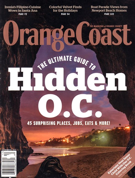 Orange Coast Cover - 12/1/2016