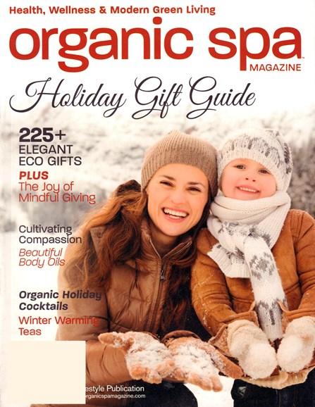 Organic Spa Cover - 12/1/2016