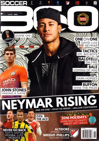 Soccer 360 Cover - 11/1/2016