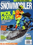 American Snowmobiler Magazine 12/1/2016