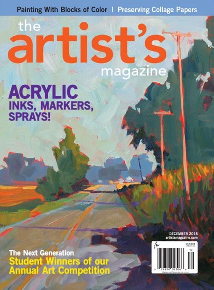 Artists Cover - 12/1/2016