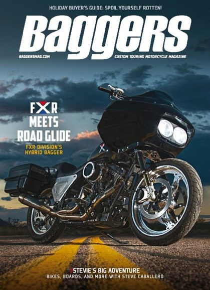 Baggers Cover - 12/1/2016