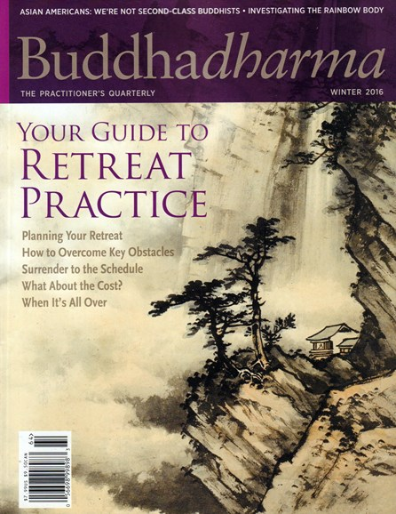 BUDDHADHARMA: THE PRACTIONER'S QUARTERLY Cover - 12/1/2016