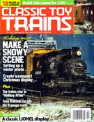 Classic Toy Trains Magazine 12/1/2016