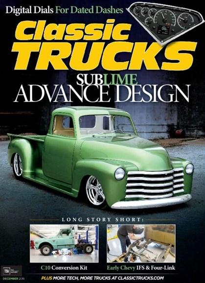 Classic Trucks Cover - 12/1/2016