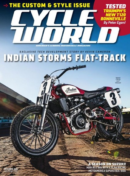 Cycle World Cover - 12/1/2016