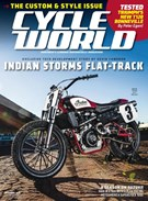 Cycle World Magazine 12/1/2016