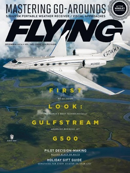 Flying Cover - 12/1/2016
