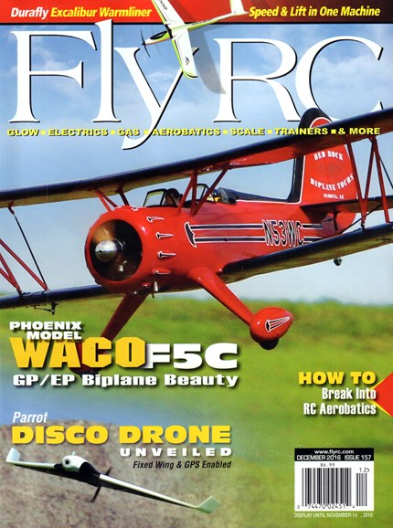 Fly RC Cover - 12/1/2016