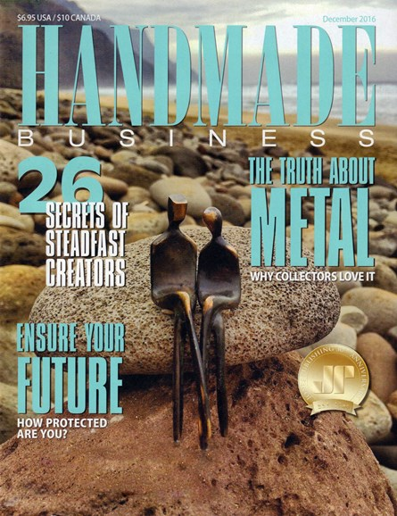 Handmade Business Cover - 12/1/2016