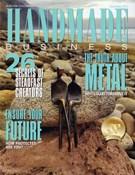 Handmade Business Magazine 12/1/2016
