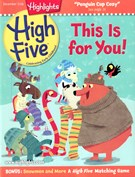 High Five Magazine 12/1/2016