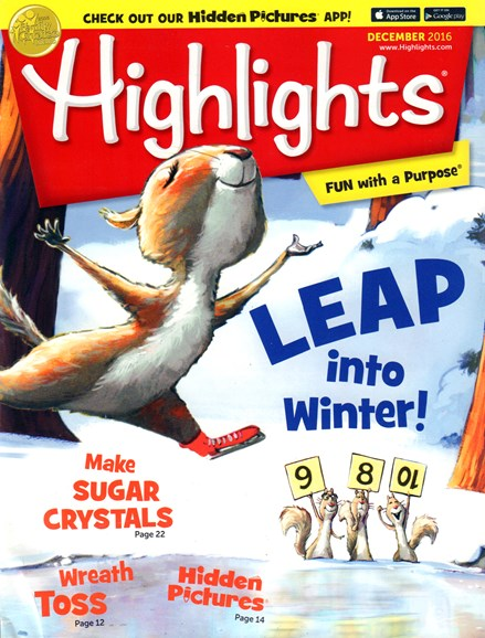 Highlights Cover - 12/1/2016