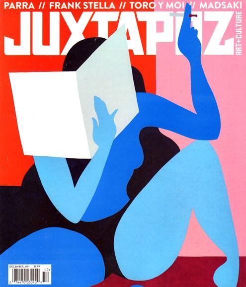 Juxtapoz Cover - 12/1/2016