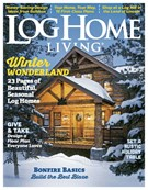Log Home Living Magazine 12/1/2016