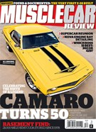 Muscle Car Review Magazine 12/1/2016