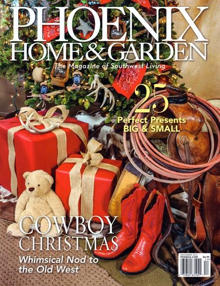 Phoenix Home & Garden Cover - 12/1/2016