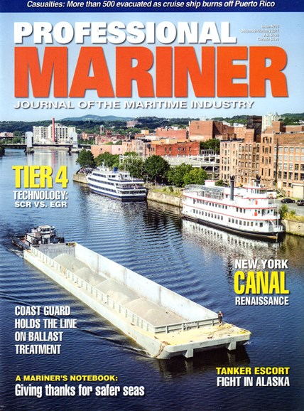 Professional Mariner Cover - 12/1/2016