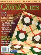 Quick Quilts Magazine 12/1/2016