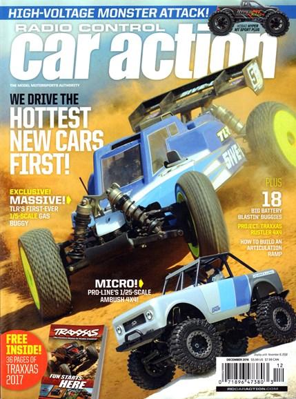 Radio Control Car Action Cover - 12/1/2016