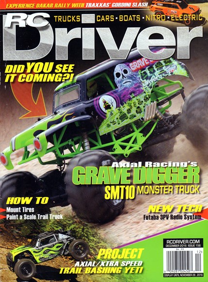 RC Driver Cover - 12/1/2016