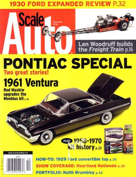 Scale Auto Magazine Cover - 12/1/2016
