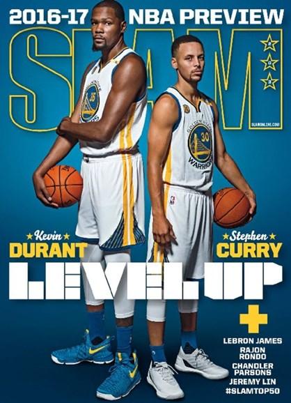 Slam Cover - 12/1/2016