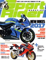 Sport Rider   12/2016 Cover