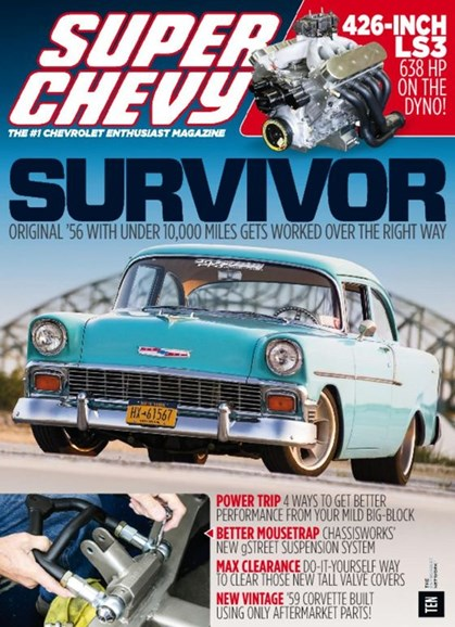 Super Chevy Cover - 12/1/2016