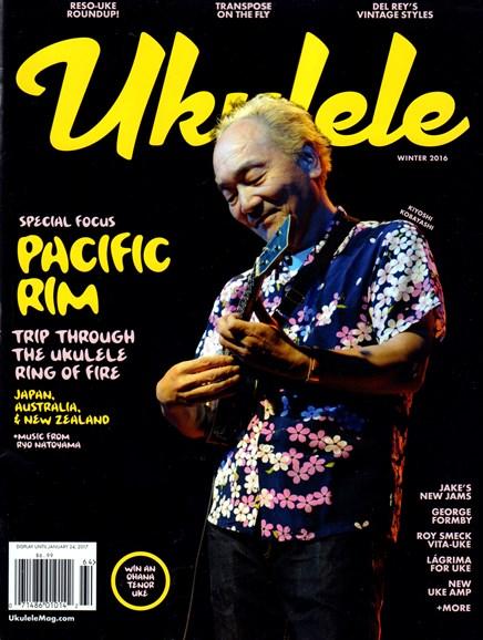 Ukulele Cover - 12/1/2016