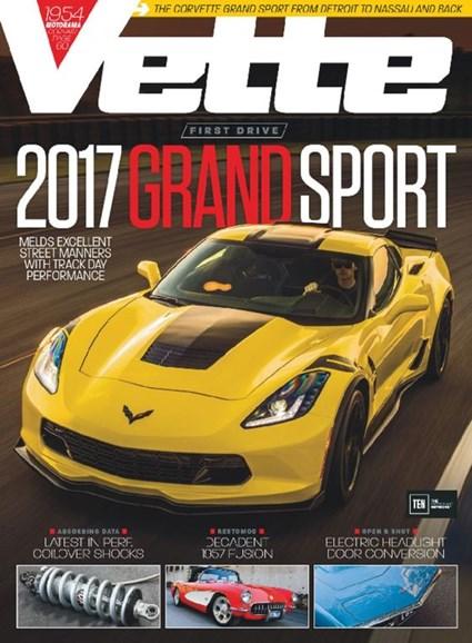 Vette Cover - 12/1/2016